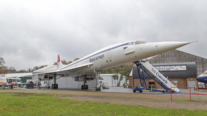 G-BBDG - British Airways Aerospatiale-BAC Concorde