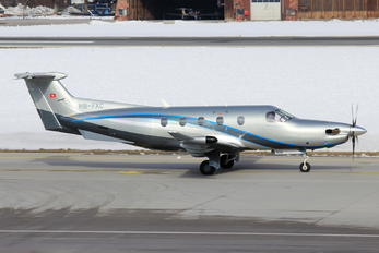 HB-FXC - Private Pilatus PC-12