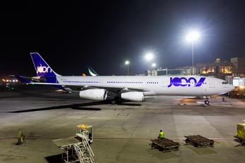F-GLZO - Joon Airbus A340-300