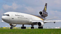 N275UP - UPS - United Parcel Service McDonnell Douglas MD-11F aircraft