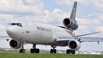N287UP - UPS - United Parcel Service McDonnell Douglas MD-11F aircraft