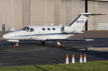 PH-TXA - JetNetherlands Cessna 510 Citation Mustang