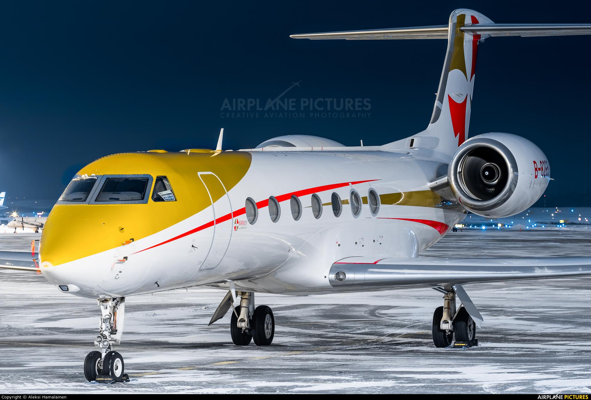 All Points Jet B-8269 aircraft at Helsinki - Vantaa