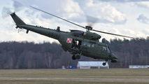 0811 - Poland - Army PZL W-3PL Głuszec aircraft
