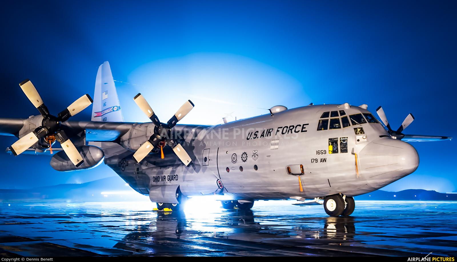 USA - Air National Guard 41659 aircraft at Detroit - Willow Run