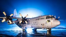 41659 - USA - Air National Guard Lockheed HC-130J Hercules aircraft
