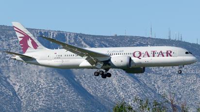 A7-BCN - Qatar Airways Boeing 787-8 Dreamliner