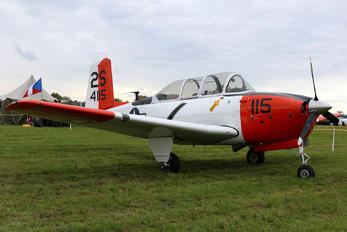 N7041U - Private Beechcraft T-34B Mentor