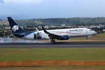 N950AM - Aeromexico Boeing 737-800
