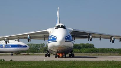 RA-82074 - Volga Dnepr Airlines Antonov An-124