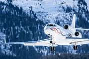 M-FALC - Private Dassault Falcon 7X aircraft