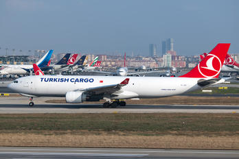 TC-JOO - Turkish Cargo Airbus A330-200F