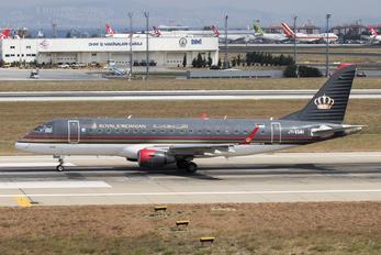 JY-EMH - Royal Jordanian Embraer ERJ-175 (170-200)