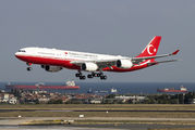 TC-CAN - Turkey - Government Airbus A340-500 aircraft