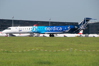 ES-ACB - Nordica Canadair CL-600 CRJ-900