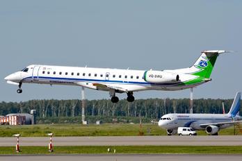 VQ-BWU - KomiAviaTrans Embraer ERJ-145