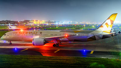 A6-BLT - Etihad Airways Boeing 787-9 Dreamliner