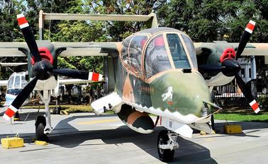 J5-10/14 - Thailand - Air Force North American OV-10 Bronco