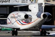 M-FALC - Private Dassault Falcon 7X aircraft