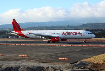 N570TA - TACA Airbus A321