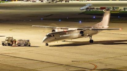 D-ABQK - Eurowings de Havilland Canada DHC-8-400Q / Bombardier Q400