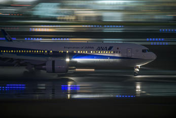 JA621A - ANA - All Nippon Airways Boeing 767-300ER