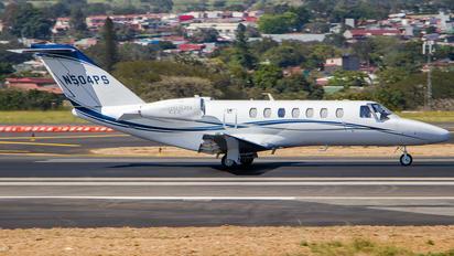 N504PS - Private Cessna 525B Citation CJ3