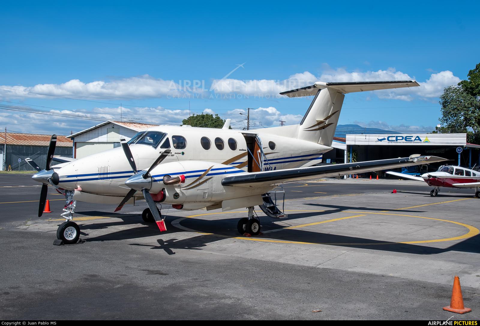 Carmonair TI-AWM aircraft at San Jose - Tobías Bolaños Intl