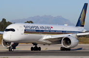 9V-SMK - Singapore Airlines Airbus A350-900 aircraft