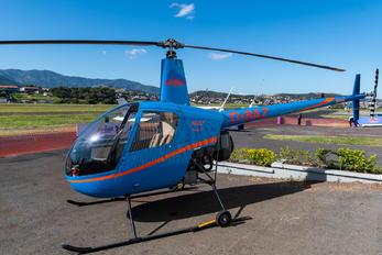 TI-BAZ - Aerobell Air Charter  Robinson R22