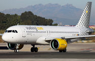 EC-NAY - Vueling Airlines Airbus A320 NEO aircraft