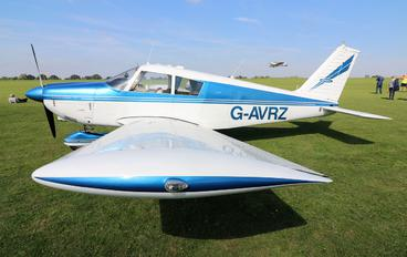 G-AVRZ - Private Piper PA-28 Cherokee