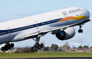 VT-JEM - Jet Airways Boeing 777-300ER aircraft