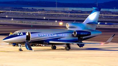 N232SF - Private Dassault Falcon 900 series