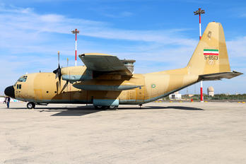 5-8513 - Iran - Islamic Republic Air Force Lockheed C-130E Hercules