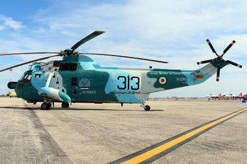 8-2313 - Iran - Navy Sikorsky SH-3 Sea King
