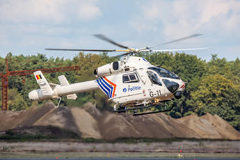 G-11 - Belgium - Police MD Helicopters MD-900 Explorer