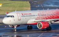 EI-EYM - Rossiya Airbus A319 aircraft