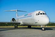 LZ-LDP - Bulgarian Air Charter McDonnell Douglas MD-82 aircraft