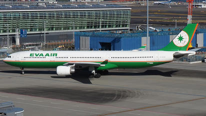 B-16335 - Eva Air Airbus A330-300