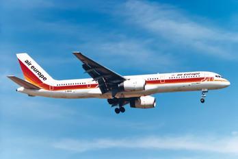G-BNSE - Air Europe Boeing 757-200