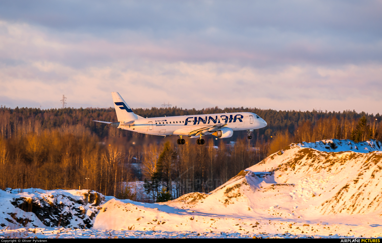 Finnair OH-LKR aircraft at Helsinki - Vantaa
