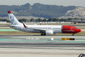 EI-FHO - Norwegian Air International Boeing 737-800