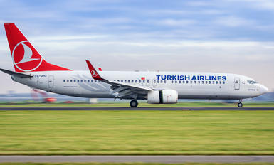 TC-JHO - Turkish Airlines Boeing 737-800