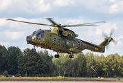 M-502 - Denmark - Air Force Agusta Westland AW101 512 Merlin (Denmark) aircraft