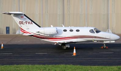 OE-FHA - Globe Air Cessna 510 Citation Mustang