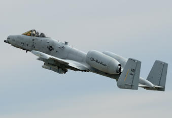 78-0641 - USA - Air Force Fairchild A-10 Thunderbolt II (all models)