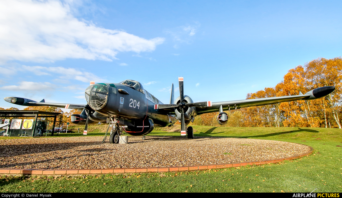 Netherlands - Navy 204 aircraft at Cosford - RAF Museum
