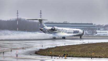 ES-ACK - Nordica Canadair CL-600 CRJ-900
