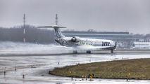 ES-ACK - Nordica Canadair CL-600 CRJ-900 aircraft